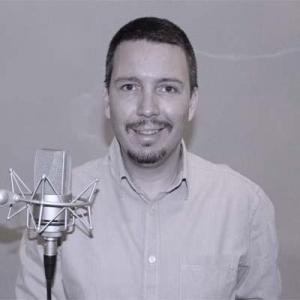 David Morales - European Spanish Voiceover - Home Studio in Spain