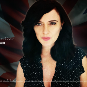 Lesley Lyon British Female Voice Over - Home Studio in United States