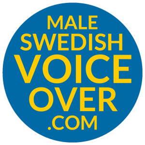 MaleSwedishVoiceover - Home Studio in Sweden