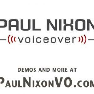 Paul Nixon Voiceover - Home Studio in United States