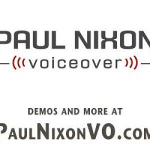 Paul Nixon Voiceover - Home Studio in United States