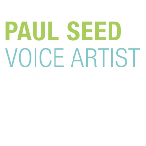 PaulSeedVoice - Voiceover Studio Finder