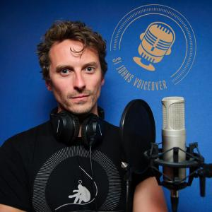 Si Johns Voice Over   - Home Studio in United Kingdom
