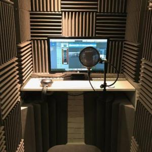 Voix off - Home Studio in France