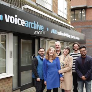Voice Archive - Voiceover Studio Finder