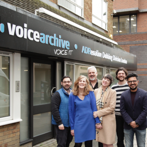 Voice Archive Voiceover Studio Finder