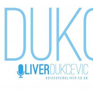 Voiceover Oliver - Home Studio in United Kingdom