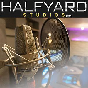 Halfyard Studios - Voiceover Studio Finder