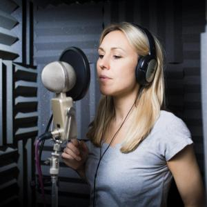 Hannah's studio Voiceover Studio Finder