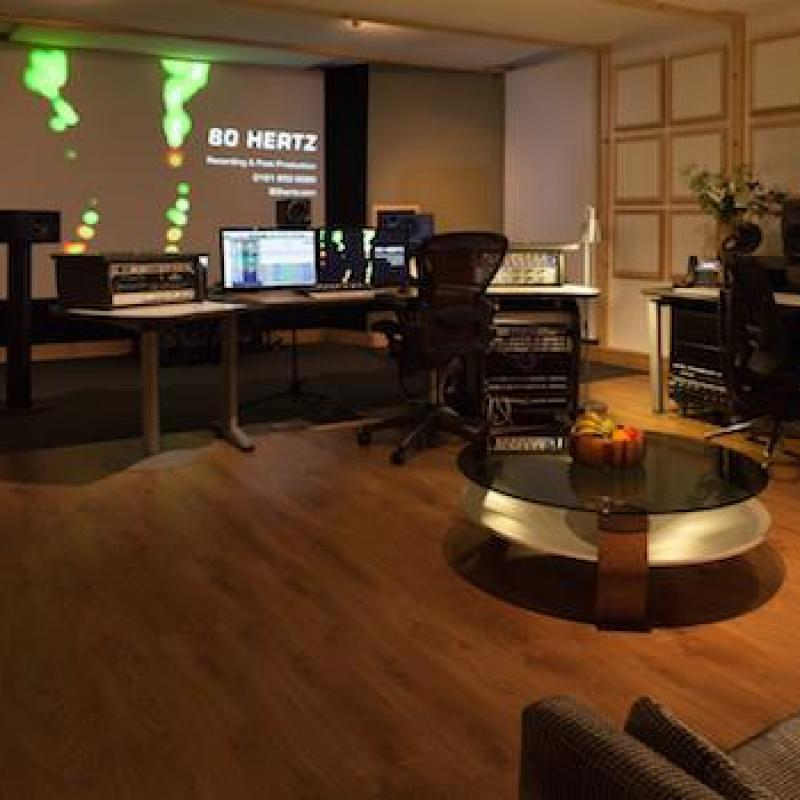 80 Hertz Studios - Production Studio in United Kingdom