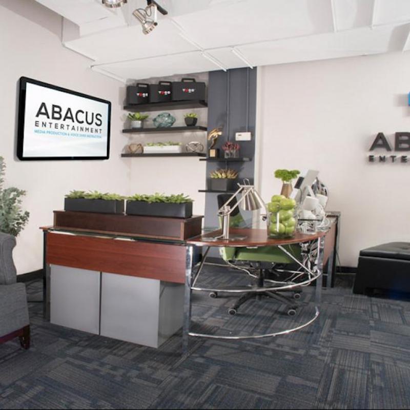 Abacus Voiceover Studio Finder