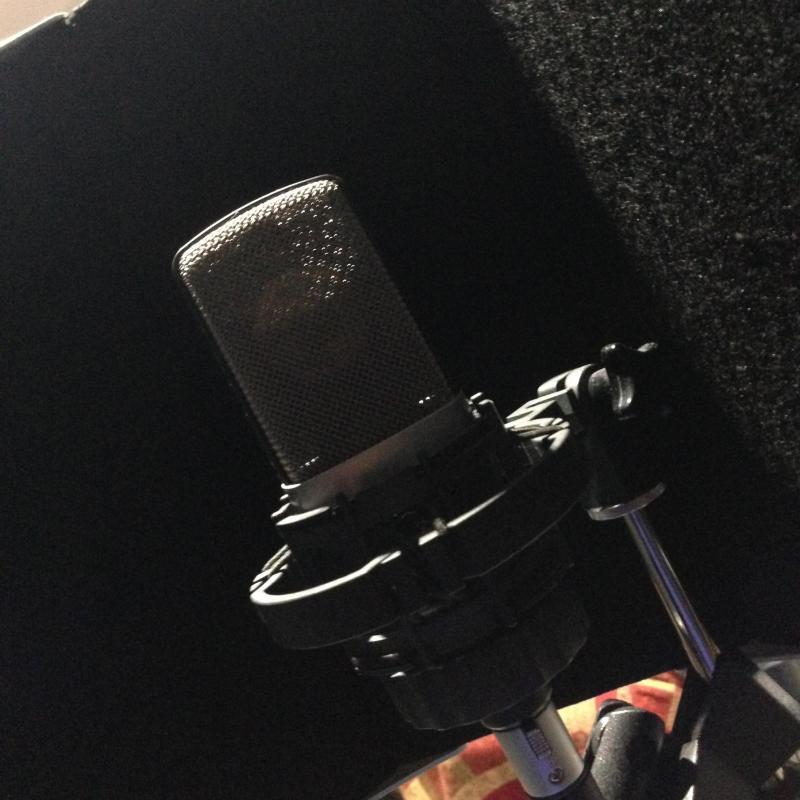 Ana Clements Voiceover Studio Finder