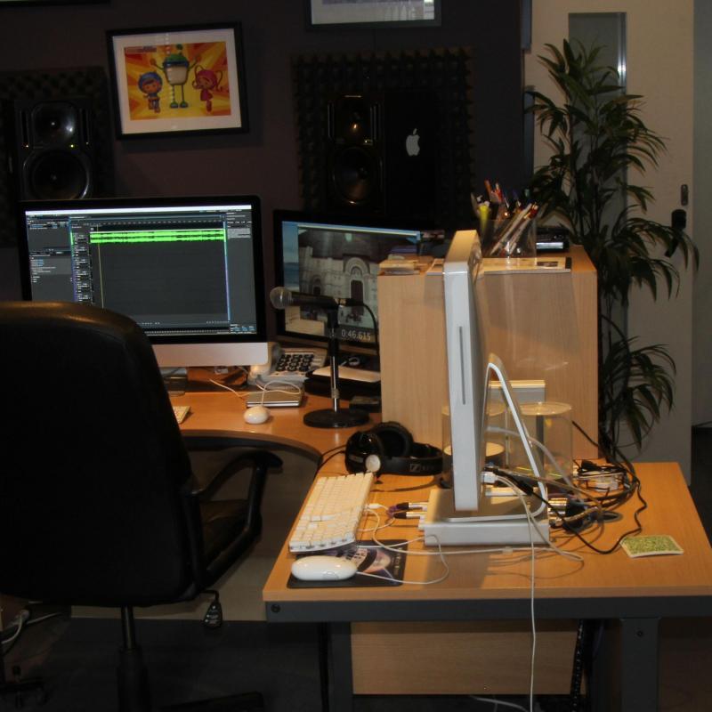 Andy Turvey Studio - Production Studio in United Kingdom
