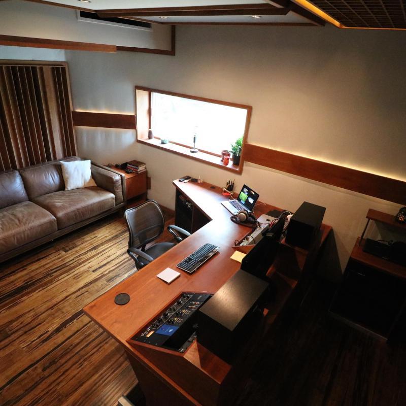 Antonio Fornaris - Home Studio in United States