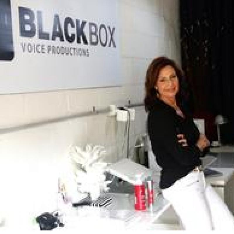 BlackBox Voice Productions  Voiceover Studio Finder