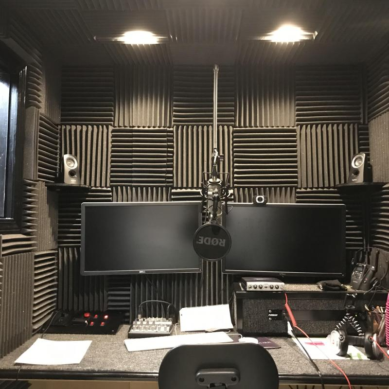 British Voice Diva LLC Voiceover Studio Finder