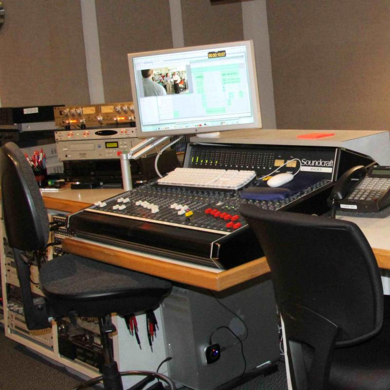 Creative Media Recording Voiceover Studio Finder