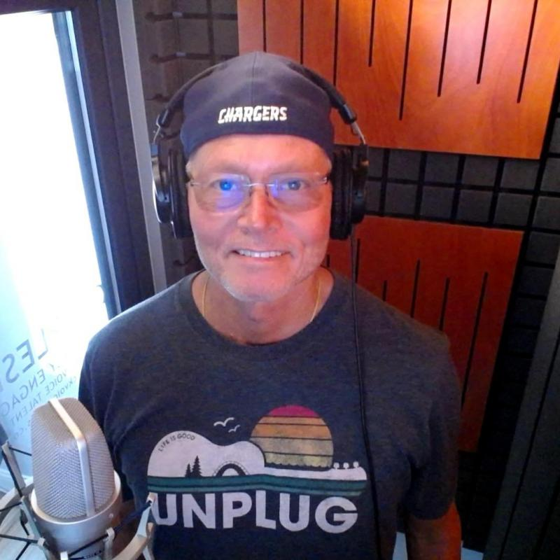 Charles King Voice Over Creations - Home Studio in United States