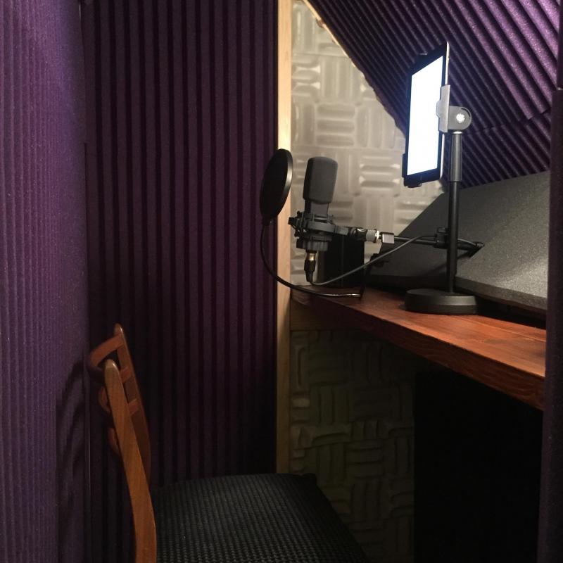 Chocolate Fox Audiobooks - Production Studio in United Kingdom