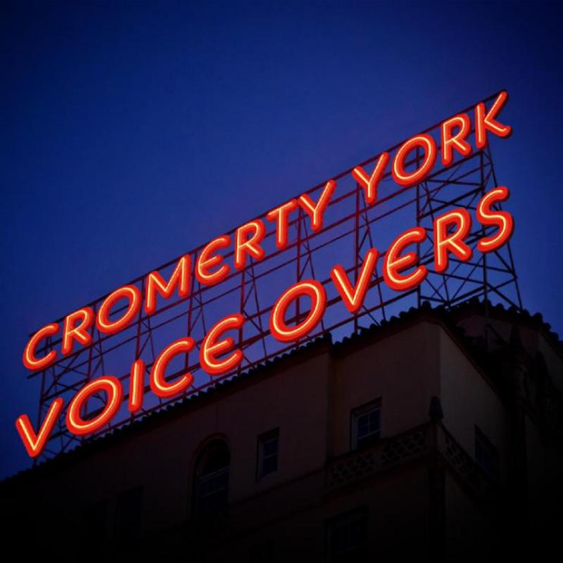 Cromerty York Voice-Overs - Home Studio in United Kingdom