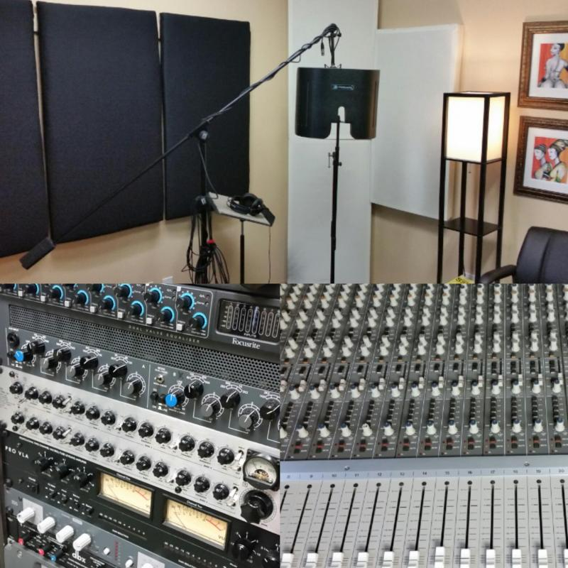 DRS Voiceover Studio Finder