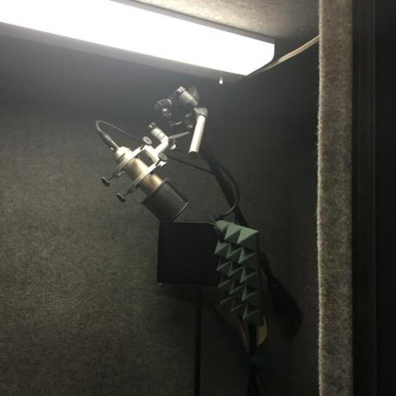 Dustin Ebaugh's Studio - Home Studio in United States