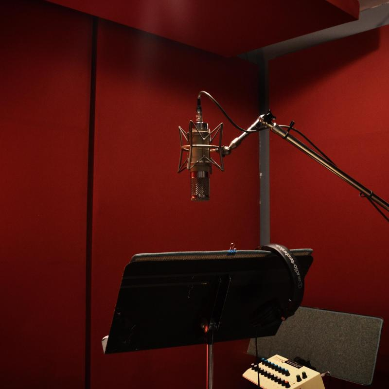 Flux Studios NYC - Voiceover in United States