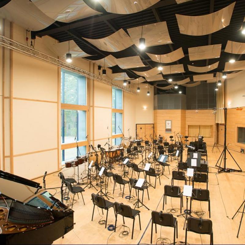 Galaxy Studios - Production Studio in Belgium