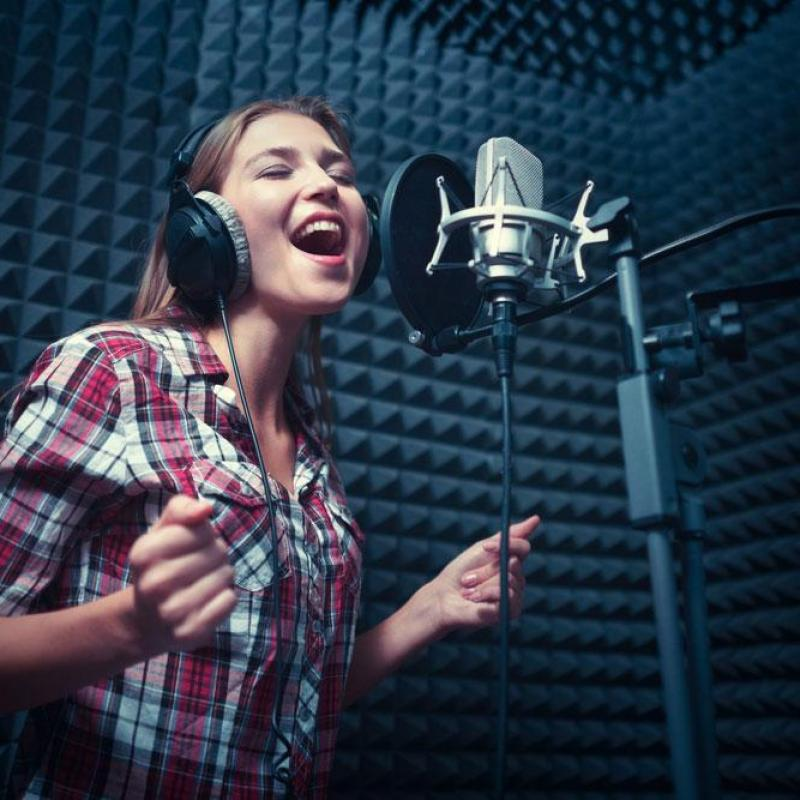 GoPhrazy Voiceover Studio Finder
