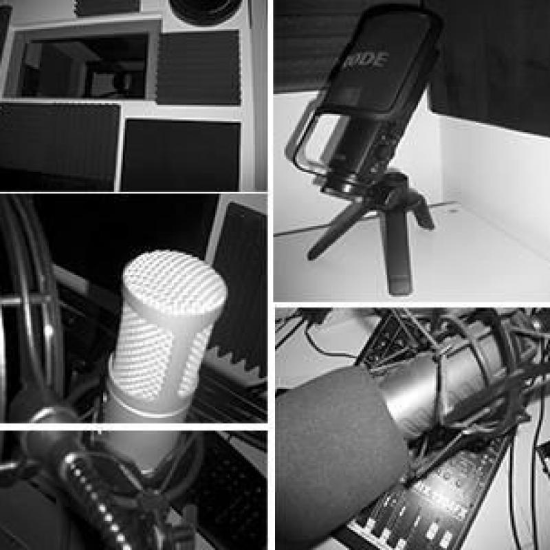 GregJasinski Voiceover Studio Finder