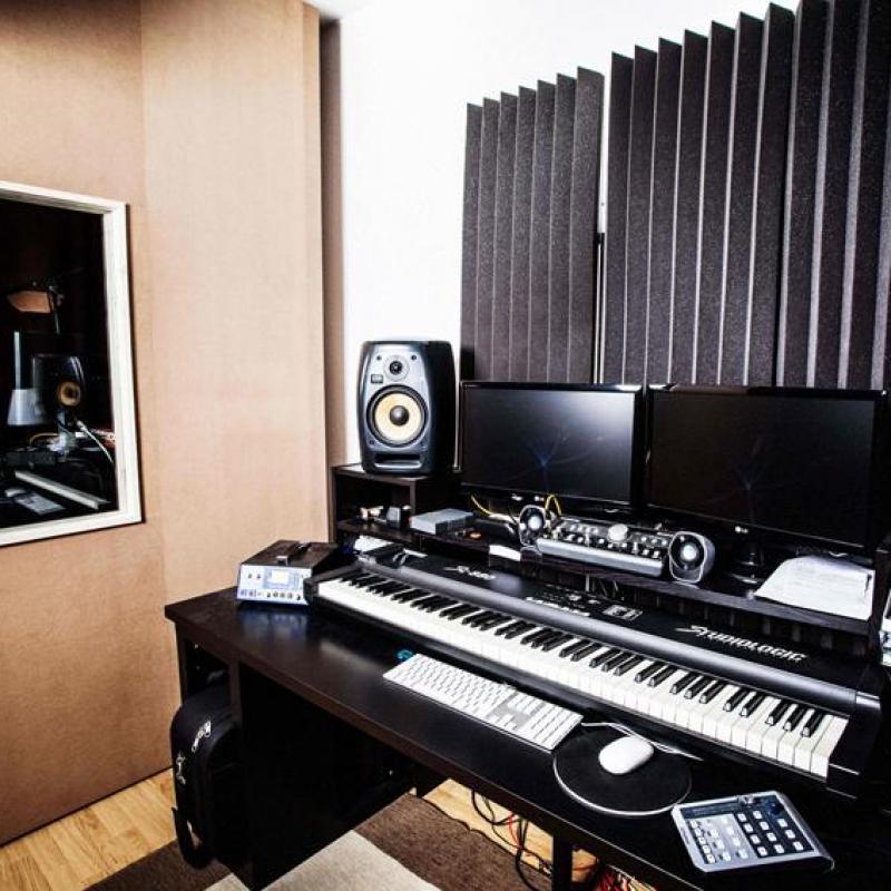 Henschoranch Studio - Home Studio in Germany