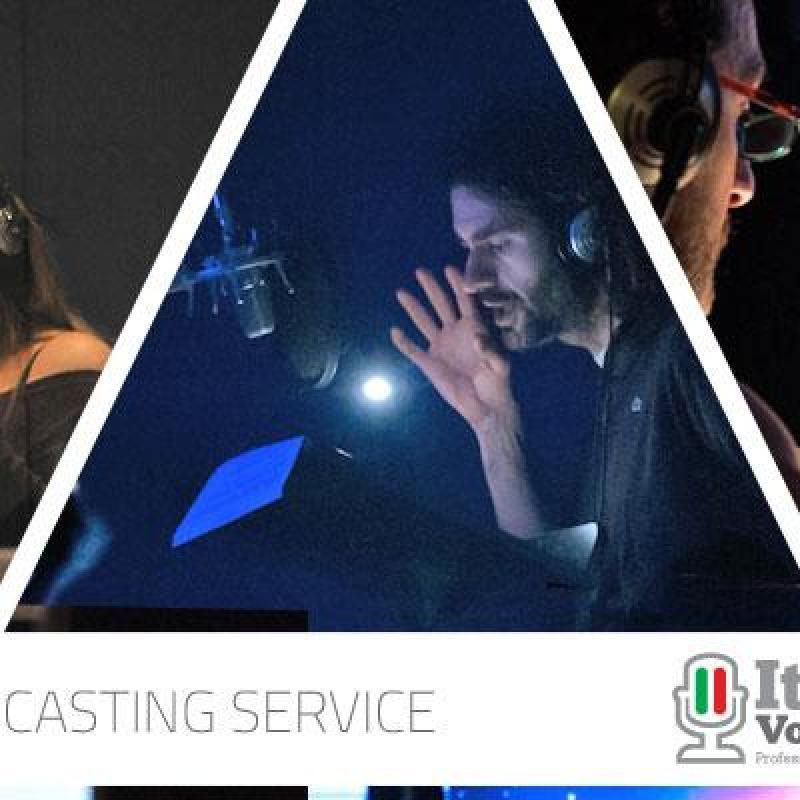 ItalianVoices Voiceover Studio Finder