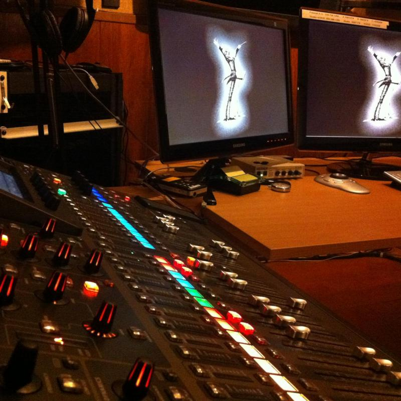James Alburger Voiceover Studio Finder