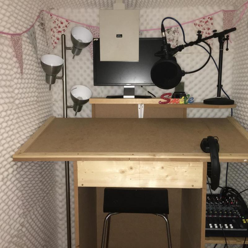 Joanne Lamb - Home Studio in United Kingdom