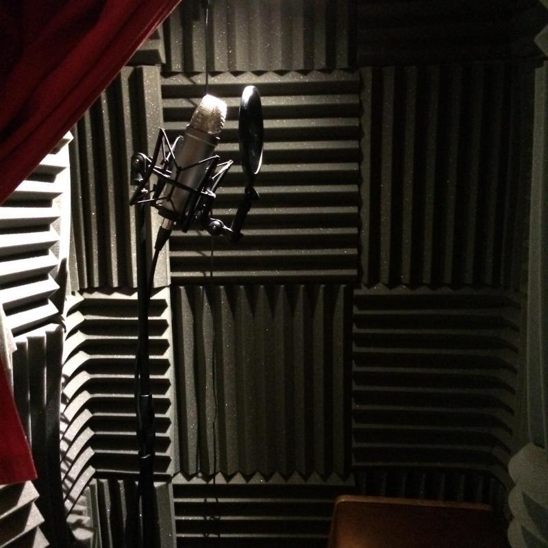 Katie's West Sussex Studio Voiceover Studio Finder