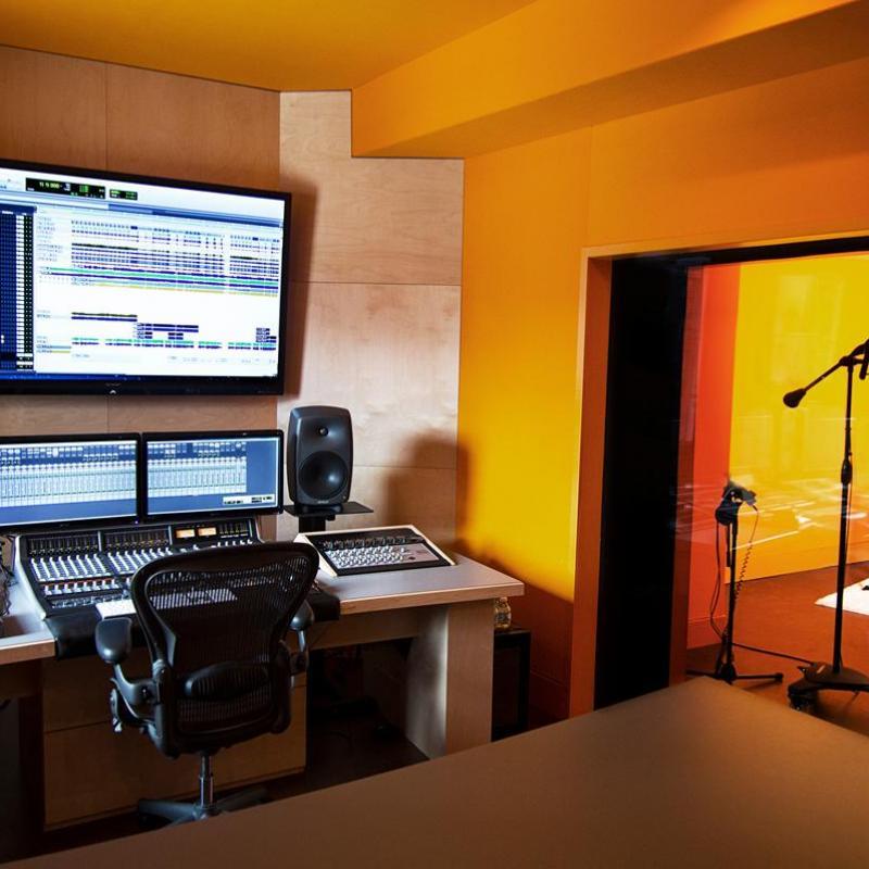 ListenUp Audiobooks Voiceover Studio Finder