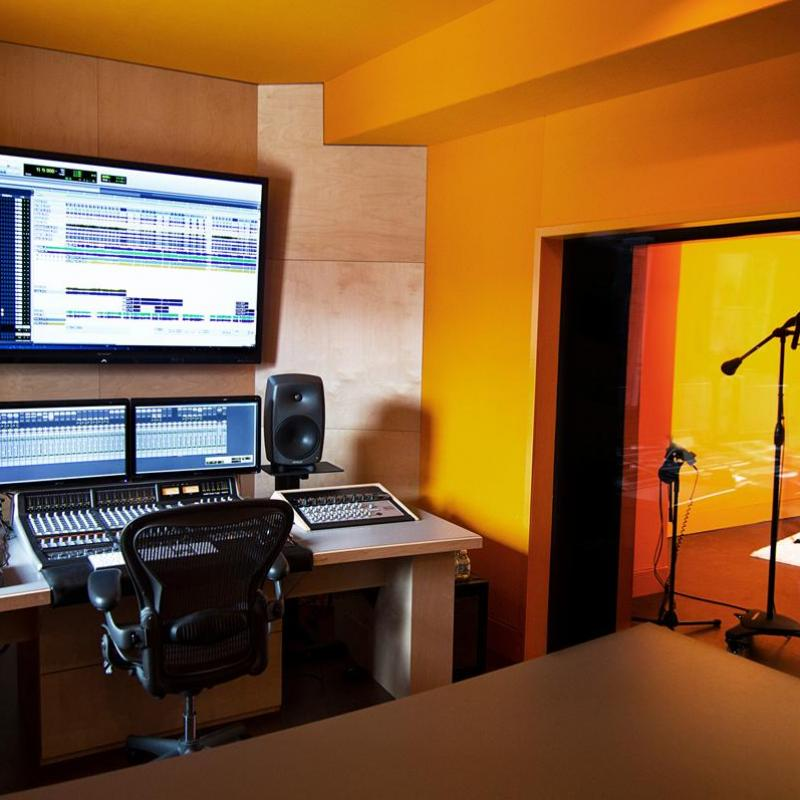 ListenUp Audiobooks - Production Studio in United States