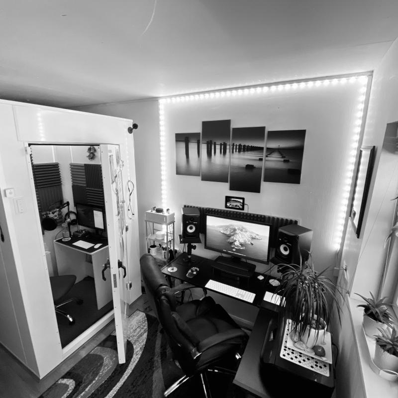 South Coast Voices - Home Studio in United Kingdom