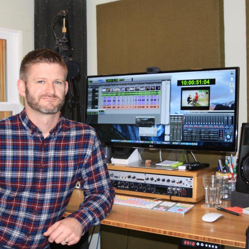 Mike Cooper Voiceover Studio Finder