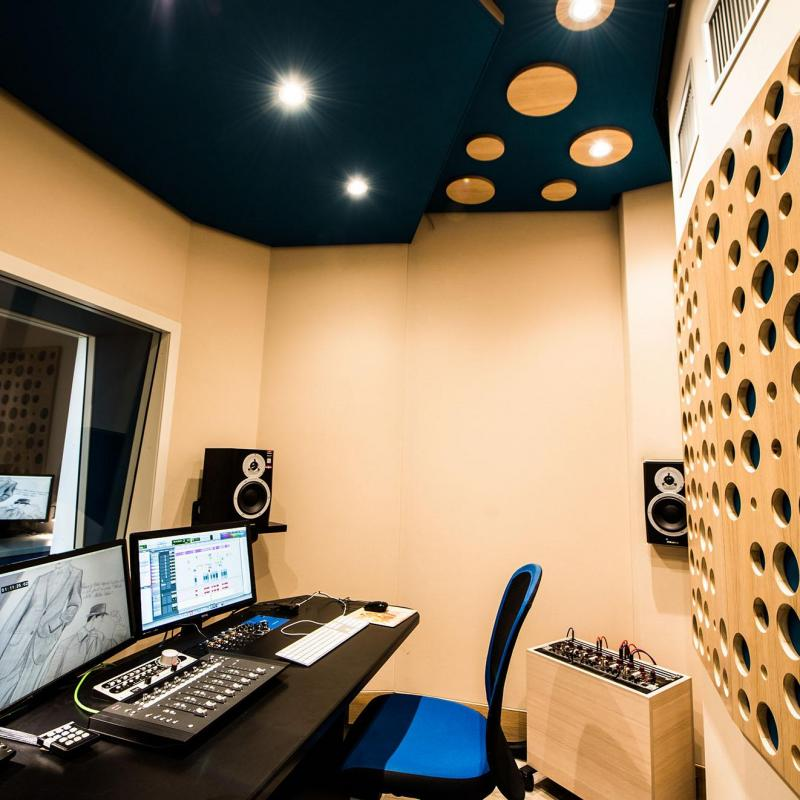 M.i.l.k. Studios Voiceover Studio Finder