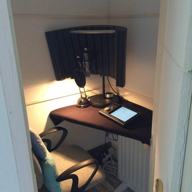 Speak & Dubb - Home Studio in Sweden