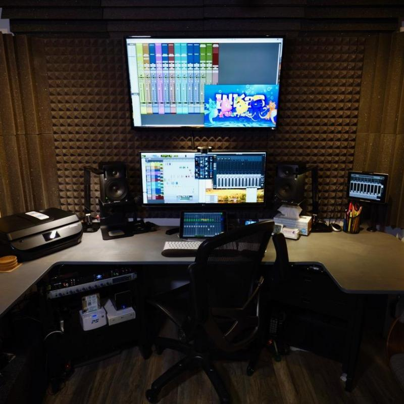 My Voice-Over Booth - Production Studio in United States