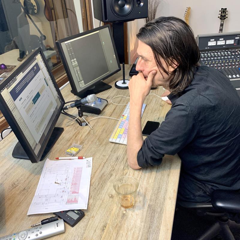 PostofficeAmsterdam - Voiceover Studio Finder