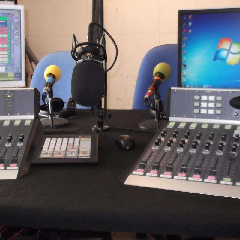 Radio Broadgreen - Production Studio in United Kingdom