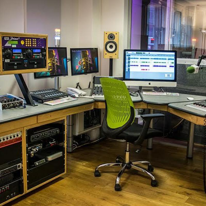 Radio Facilities Ltd. Voiceover Studio Finder