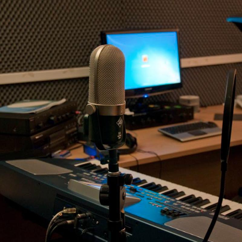 Radio Jingles - Production Studio in United Kingdom