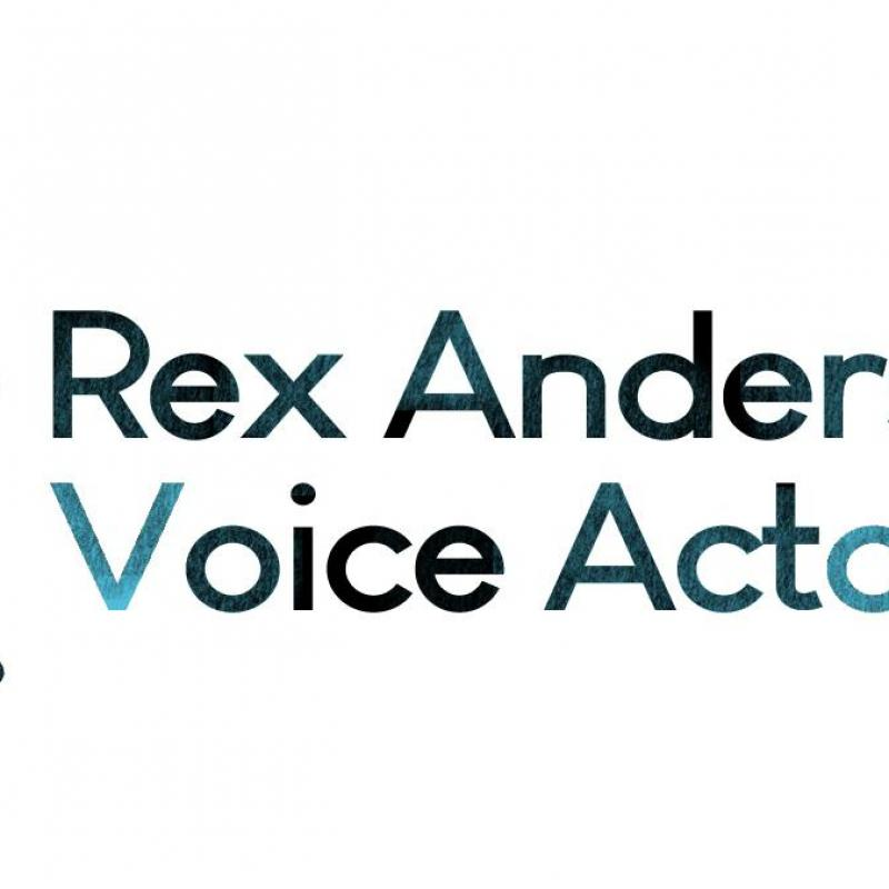 Rex Anderson, Voice Actor - Home Studio in United States