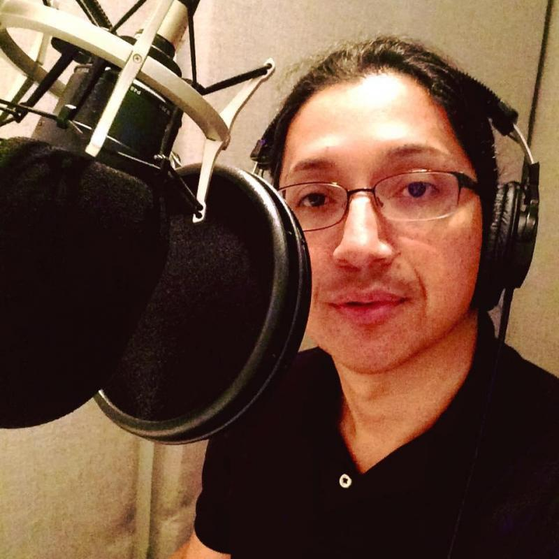 Mauricio Neutral/Latin American Spanish Voice Overs - Production Studio in United States