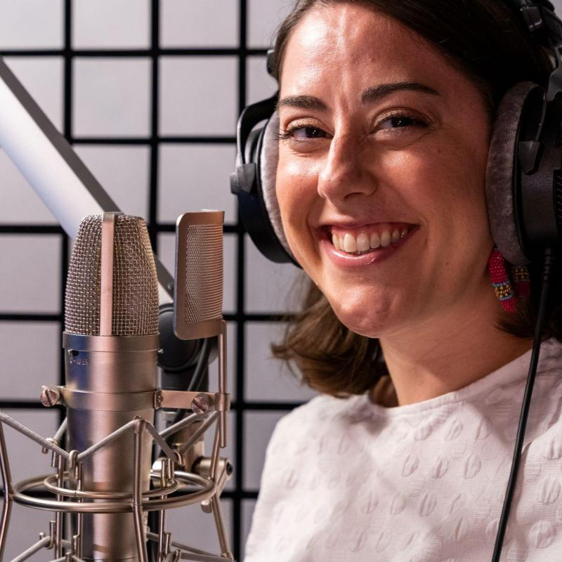 Stephanie Matard Voice Over Studio Voiceover Studio Finder