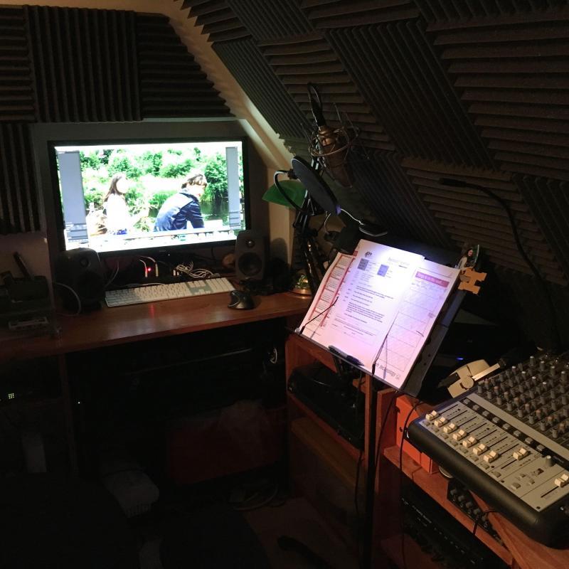 Stephen's Studio - Home Studio in United Kingdom